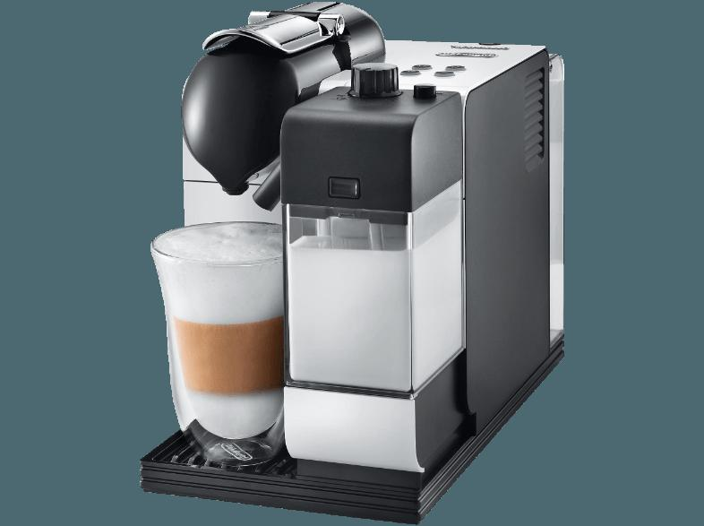 bedienungsanleitung delonghi en520s nespresso lattissima kapselmaschine ice silver. Black Bedroom Furniture Sets. Home Design Ideas