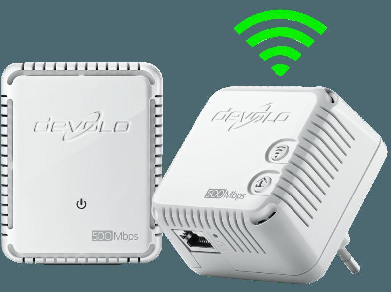 bedienungsanleitung devolo 9083 dlan 500 wifi starter kit powerline homeplug modem mit. Black Bedroom Furniture Sets. Home Design Ideas