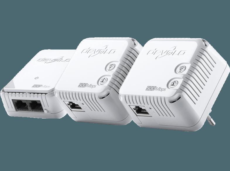 bedienungsanleitung devolo 9090 dlan 500 wifi network kit homeplug modem mit integriertem. Black Bedroom Furniture Sets. Home Design Ideas