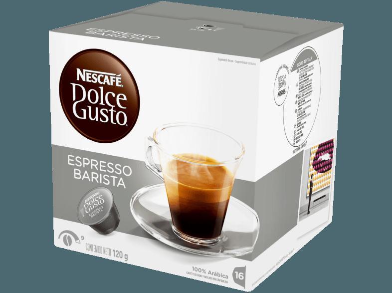 Bedienungsanleitung DOLCE GUSTO 12141754 Nescafé Espresso Barista ...