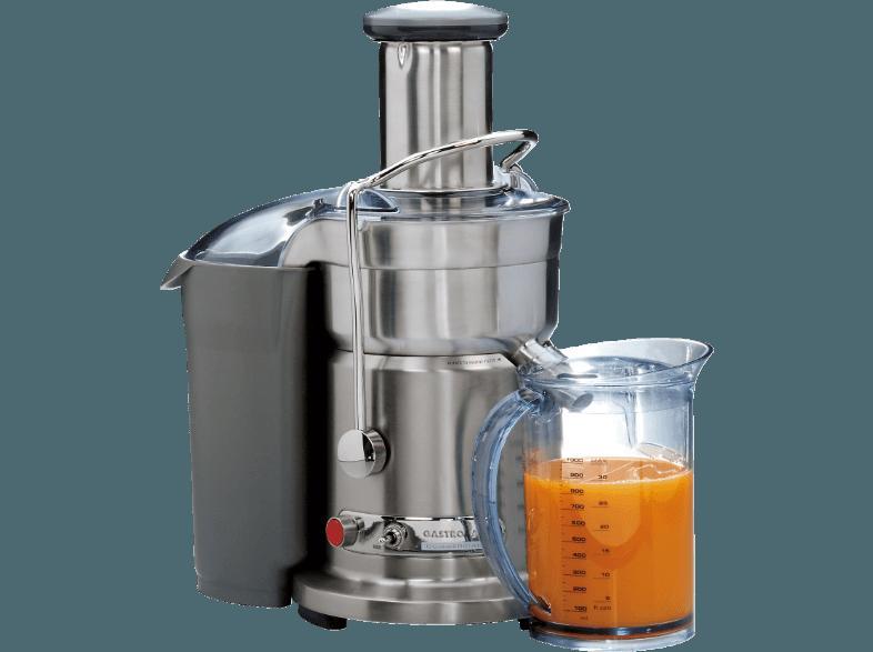 Entsafter GASTROBACK 40129 Design Juicer Advanced Entsafter