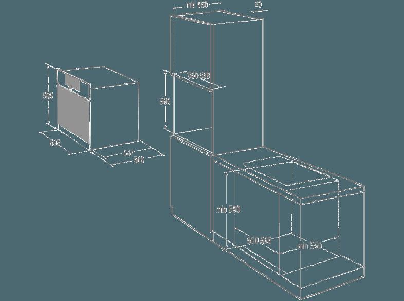 bedienungsanleitung gorenje green chili set 1 einbauherdset induktions kochfelder a 67 liter. Black Bedroom Furniture Sets. Home Design Ideas