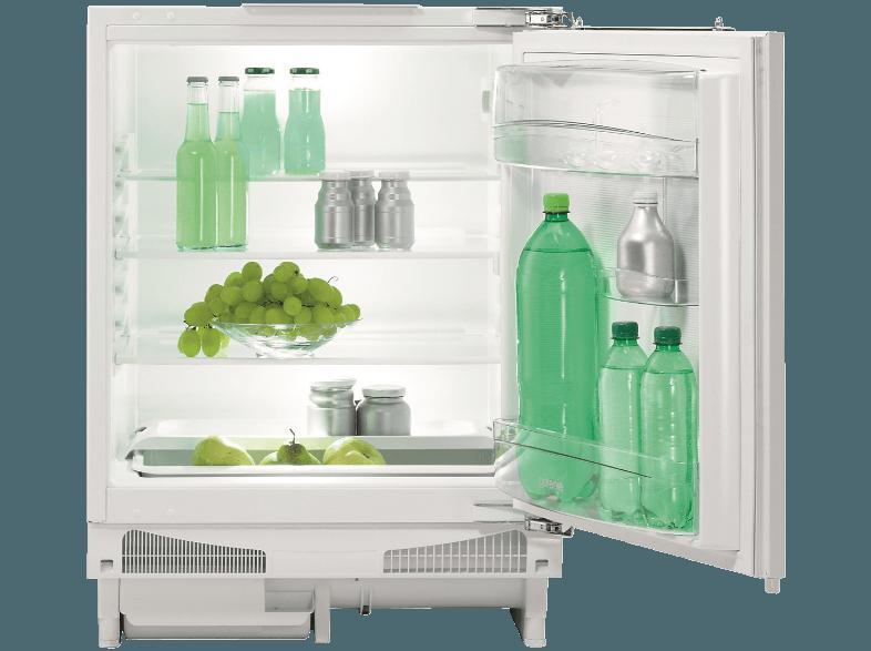 Gorenje Kühlschrank Dekorfähig : Bedienungsanleitung gorenje riu aw kühlschrank kwh jahr a