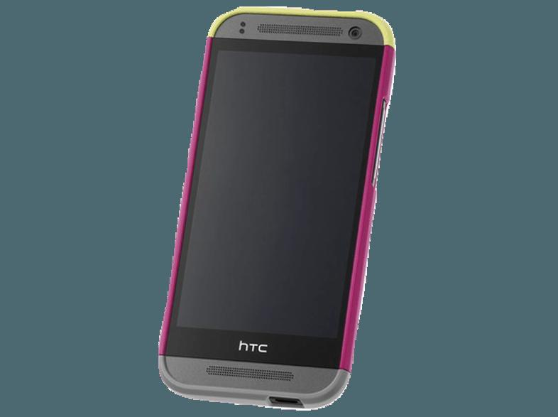 HTC 99H11599-00 Back Case Double Dip Hartschale One mini 2