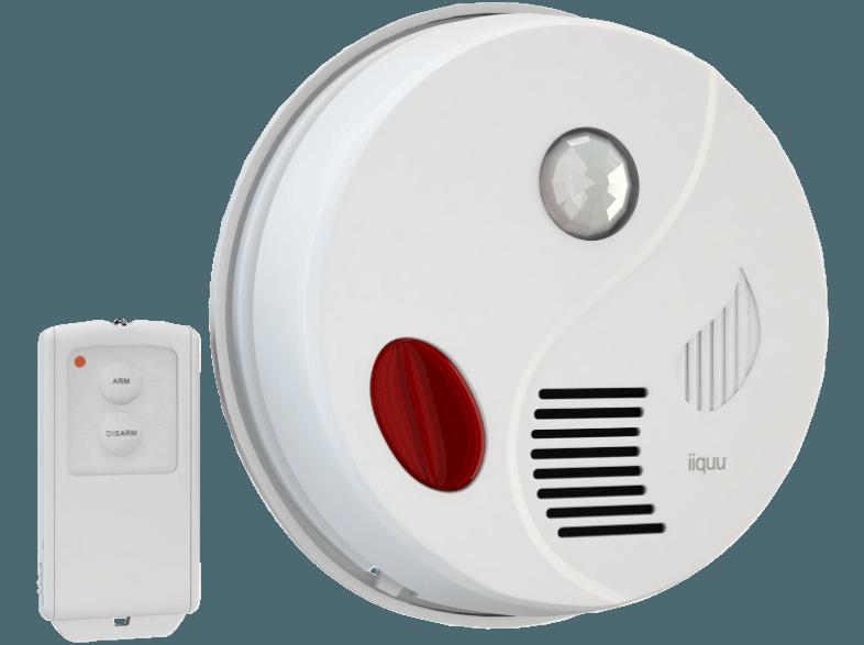 Bedienungsanleitung IIQUU 510ILSAA001 Sensor Alarm | Bedienungsanleitung