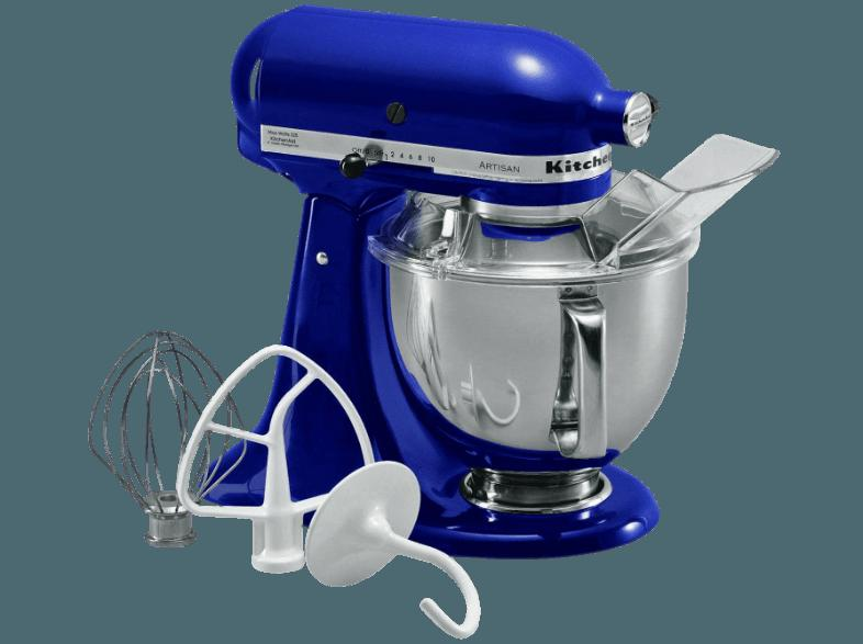 bedienungsanleitung kitchenaid 5ksm150psebu artisan k chenmaschine blau 300 watt. Black Bedroom Furniture Sets. Home Design Ideas