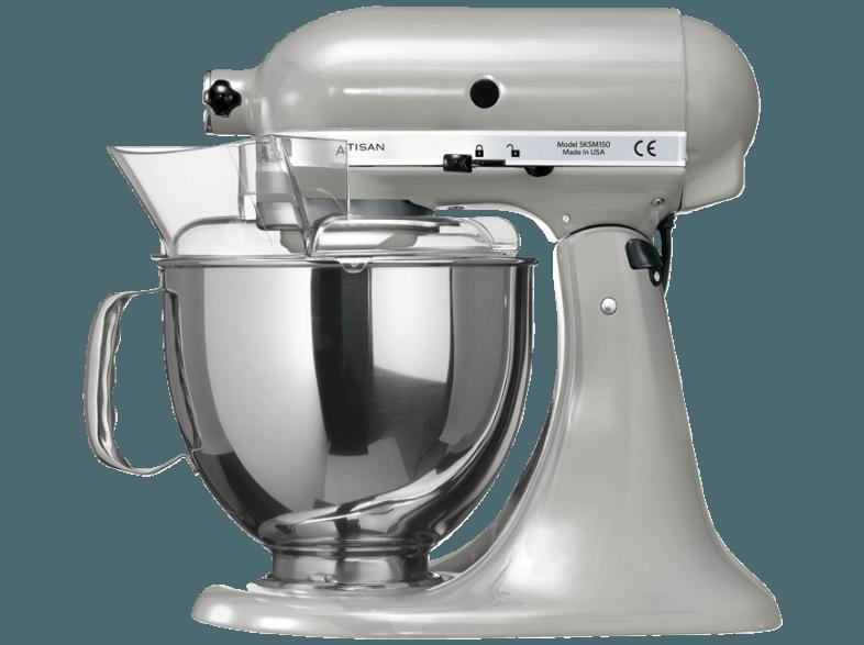 bedienungsanleitung kitchenaid 5ksm150psemc artisan k chenmaschine metall 300 watt. Black Bedroom Furniture Sets. Home Design Ideas