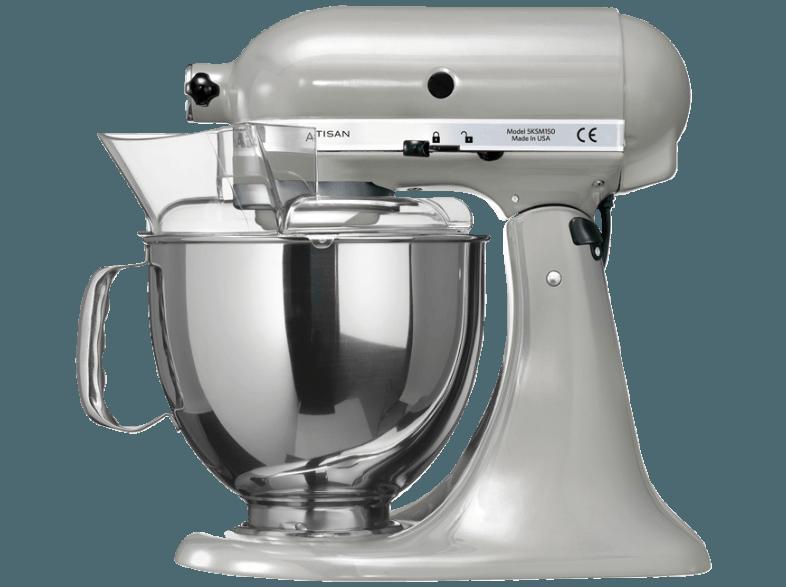 bedienungsanleitung kitchenaid 5ksm150psemc artisan k chenmaschine metall 300 watt. Black Bedroom Furniture Sets. Home Design Ideas