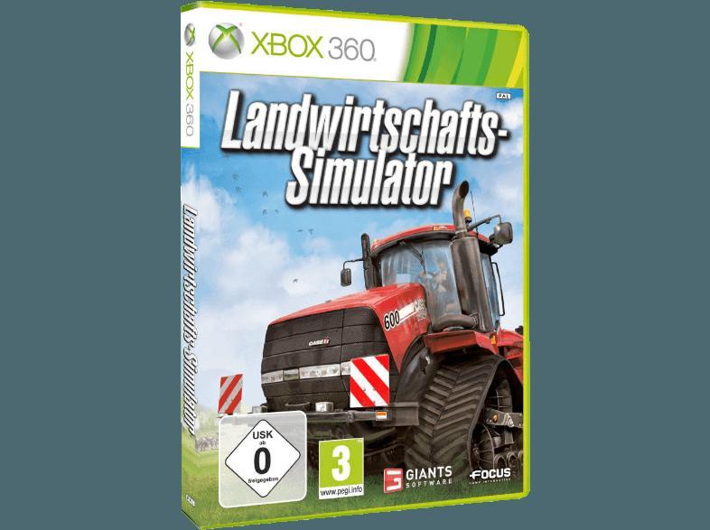 Bedienungsanleitung Landwirtschafts-Simulator 2013 [Xbox 360
