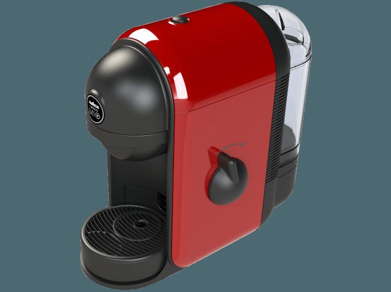 Bedienungsanleitung Lavazza A Modo Mio Minu Kapselmaschine Rot