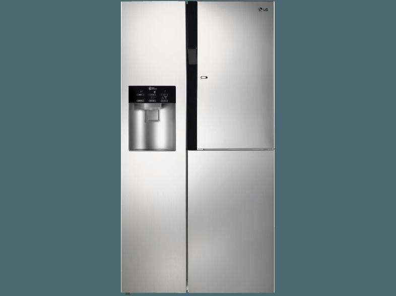 Amerikanischer Kühlschrank Lg : Side by side kühlschrank lg gsx lg kühlschränke test