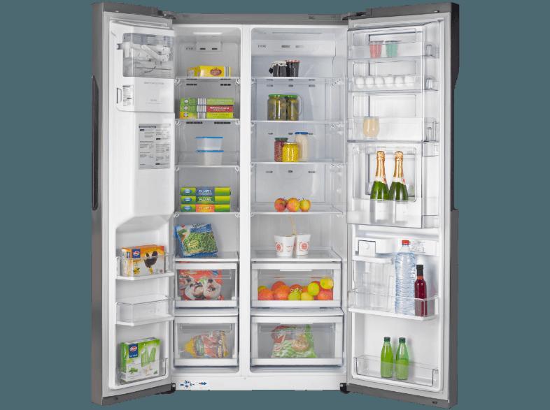 Side By Side Kühlschrank Kindersicherung : Bedienungsanleitung lg gs pzyzd side by side kwh jahr a