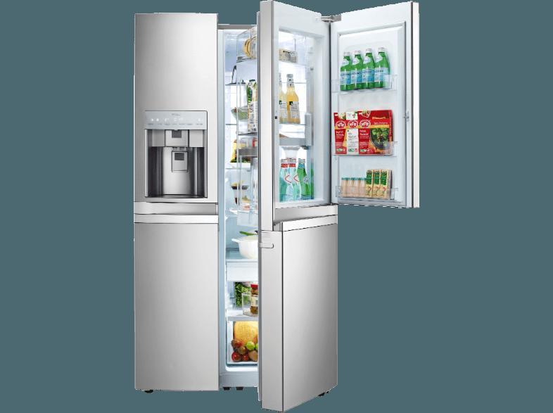 Amerikanischer Kühlschrank Lg : Lg side by side kühlschrank gewicht samsung rs thcsl ef side