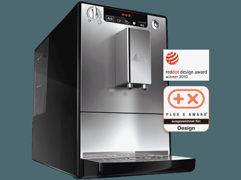 bedienungsanleitung melitta e 950 103 caffeo solo espresso kaffeevollautomat stahl. Black Bedroom Furniture Sets. Home Design Ideas