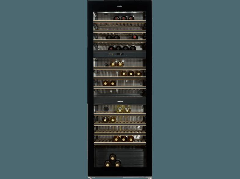 Bedienungsanleitung Miele Kwt 6831 Sg Weinklimaschrank 245 Kwh Jahr
