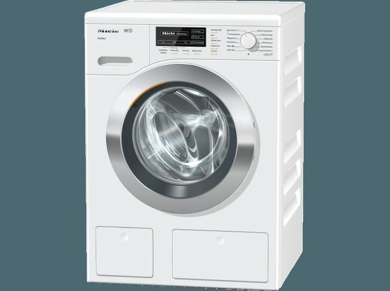 Bedienungsanleitung miele wkg 120 wps waschmaschine 8 kg 1600 u