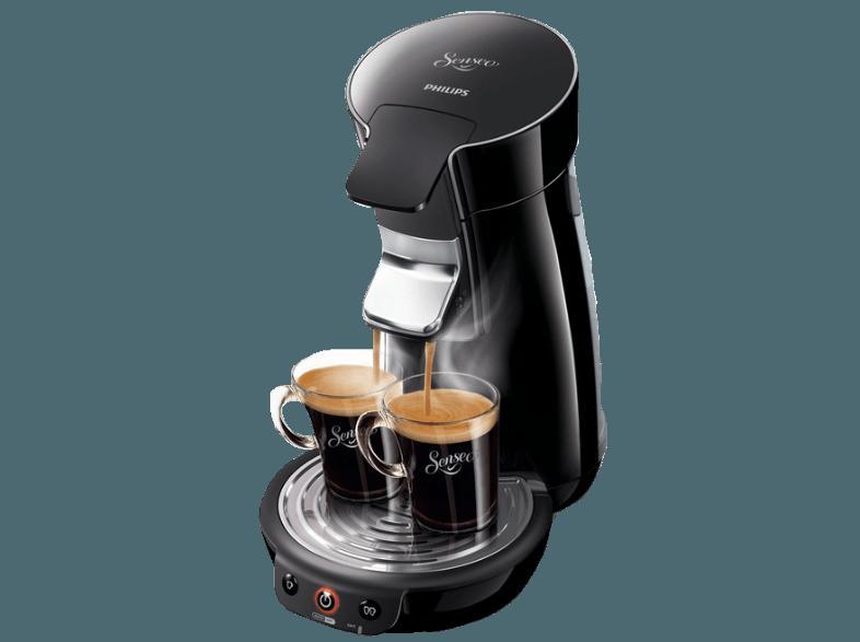 bedienungsanleitung philips senseo viva cafe hd7825 60 kaffeepadmaschine 0 9 liter schwarz. Black Bedroom Furniture Sets. Home Design Ideas