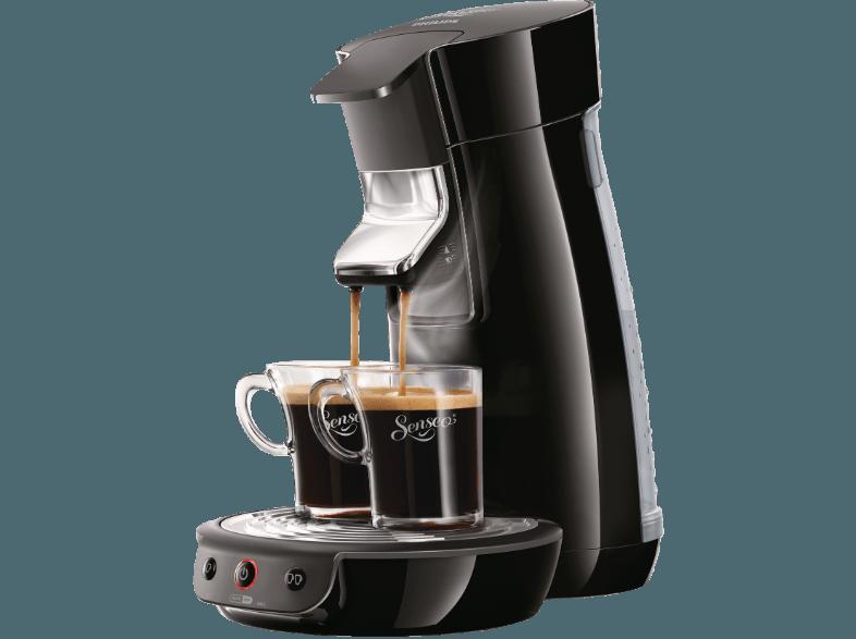 bedienungsanleitung philips senseo viva caf hd7825 69 kaffeepadmaschine 0 9 liter schwarz. Black Bedroom Furniture Sets. Home Design Ideas