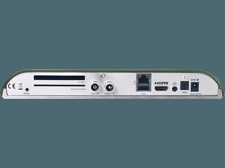 bedienungsanleitung schwaiger dcr606w kabel receiver hdtv. Black Bedroom Furniture Sets. Home Design Ideas
