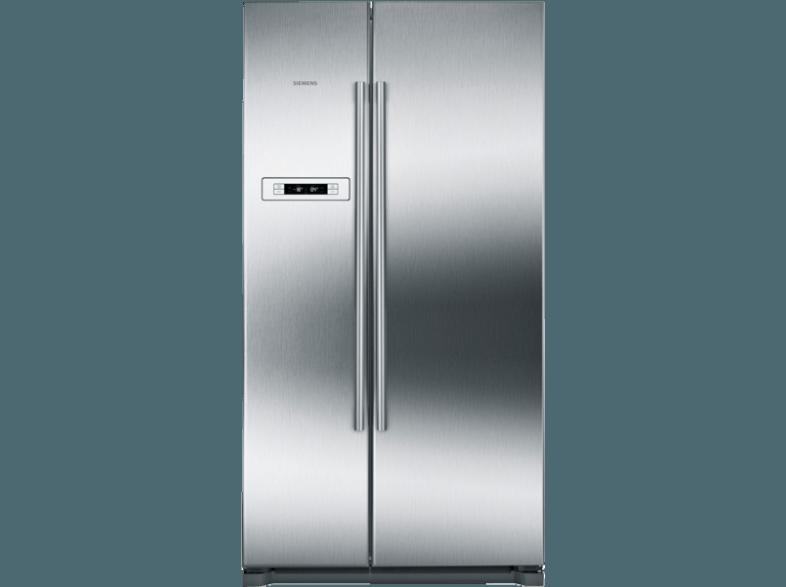 Side By Side Kühlschrank Siemens : Abgesang auf einen kühlschrank u foodfreak