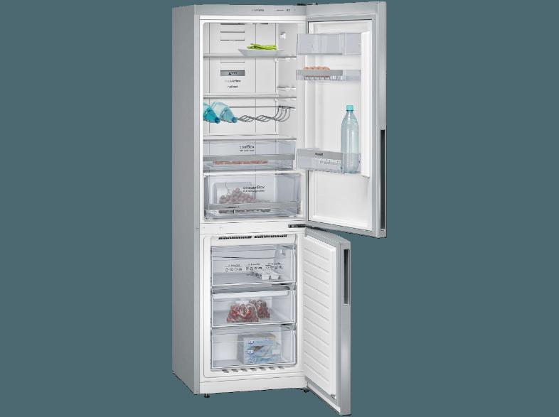Siemens Kühlschrank Silber : Bedienungsanleitung siemens kg36nxl41 kühlgefrierkombination 172