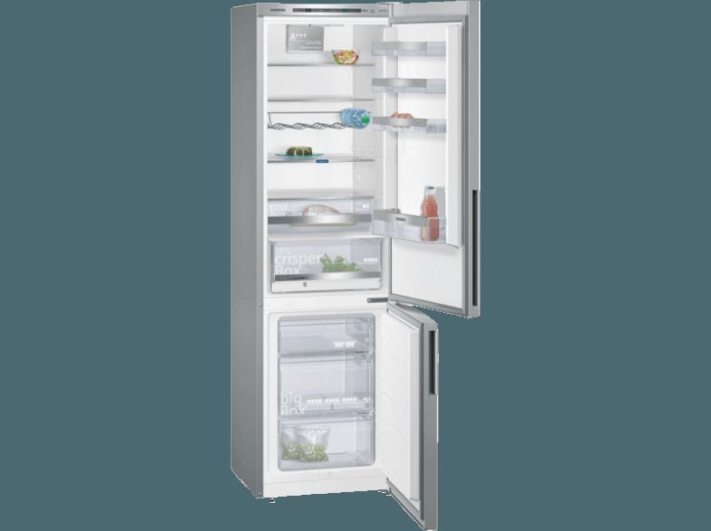 Siemens Kühlschrank Silber : Bedienungsanleitung siemens kg edl kühlgefrierkombination