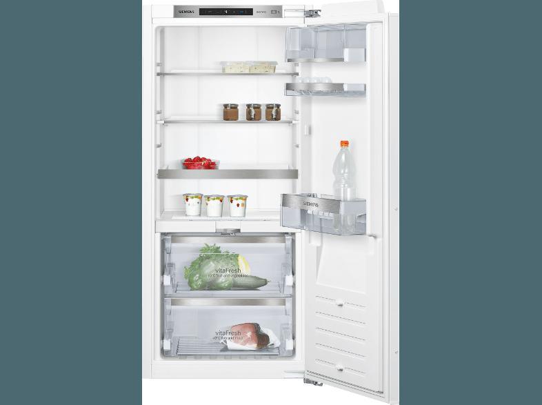 Siemens Kühlschrank Vollintegrierbar : Bedienungsanleitung siemens ki41fad30 kühlschrank 120 kwh jahr a