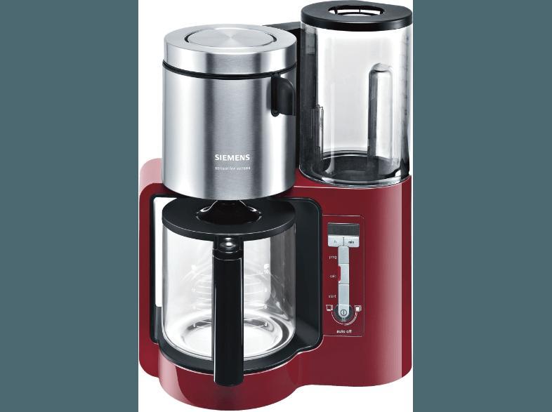bedienungsanleitung siemens tc86304 kaffeemaschine rot glaskanne bedienungsanleitung. Black Bedroom Furniture Sets. Home Design Ideas
