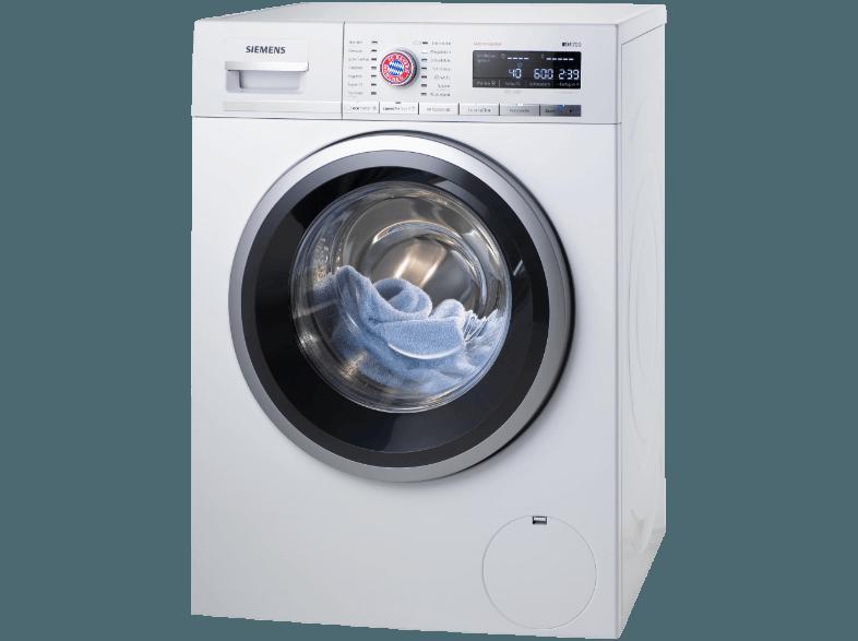 Bedienungsanleitung siemens wm14w5fcb waschmaschine 9 kg 1400 u