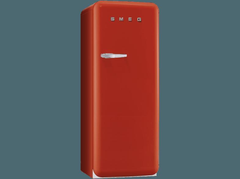 Smeg Kühlschrank Rot : Bedienungsanleitung smeg fab rr kühlschrank kwh jahr a