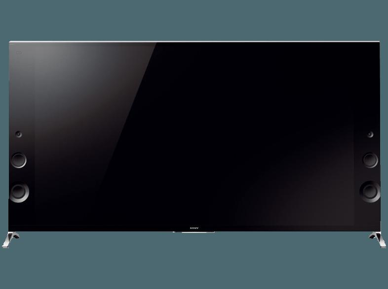 SONY KD-55X9005 BBAEP LED TV (Flat, 55 Zoll, UHD 4K, 3D, SMART TV)
