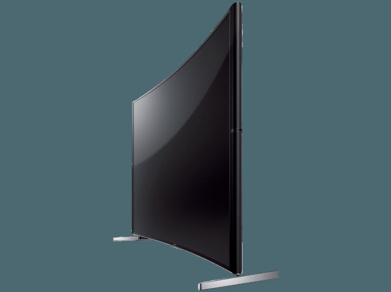 SONY KD-65S9005 BBAEP LED TV (Curved, 65 Zoll, UHD 4K, 3D, SMART TV)