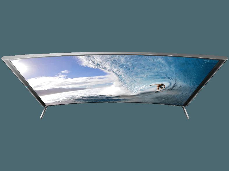 SONY KD-75S9005 BBAEP LED TV (Curved, 75 Zoll, UHD 4K, 3D, SMART TV)
