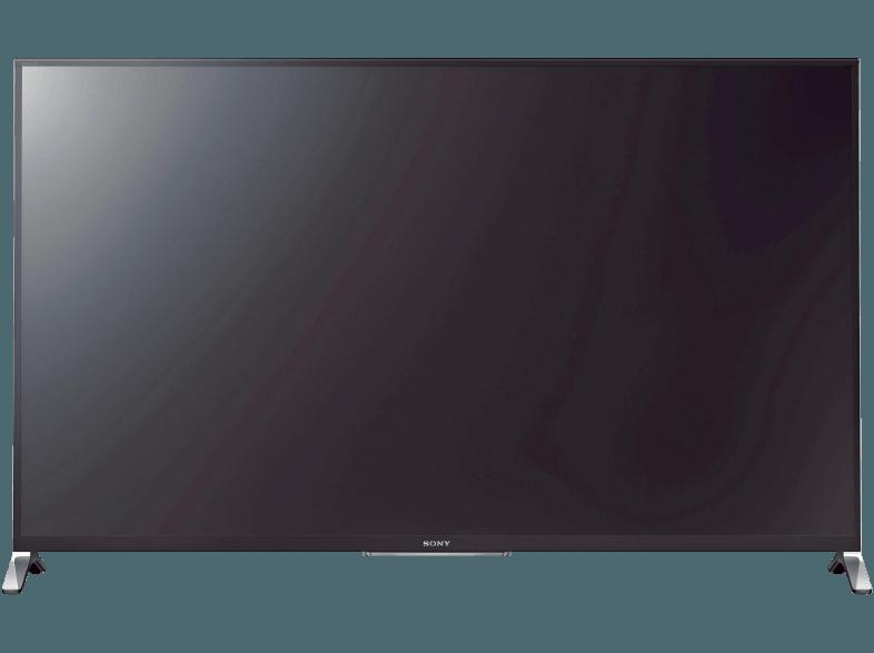 SONY KDL-55W955BBAEP LED TV (Flat, 55 Zoll, Full-HD, 3D, SMART TV)