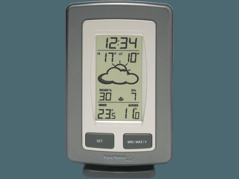 technoline wetterstation au entemperatur geht nicht klimaanlage und heizung zu hause. Black Bedroom Furniture Sets. Home Design Ideas