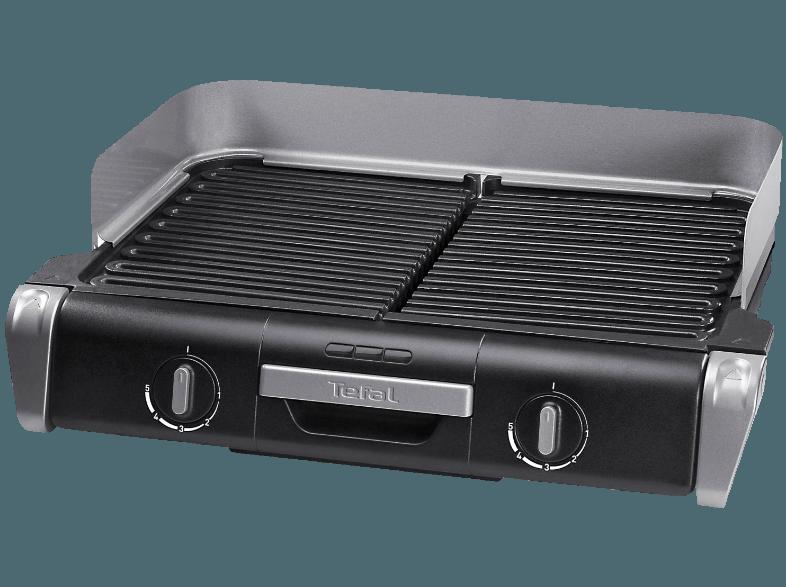 Tepro Holzkohlegrill Bedienungsanleitung : Holzkohlegrills elektrogrill: tefal tg 8000 bbq family grill