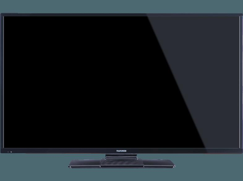 TELEFUNKEN D49F283N3C LED TV (Flat, 49 Zoll, Full-HD, SMART TV)