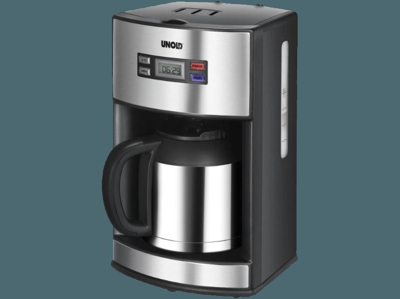 bedienungsanleitung unold 28465 digital kaffeemaschine. Black Bedroom Furniture Sets. Home Design Ideas