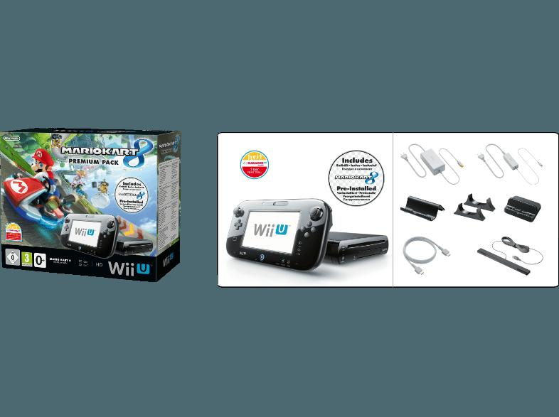 bedienungsanleitung wii u mario kart 8 premium pack. Black Bedroom Furniture Sets. Home Design Ideas