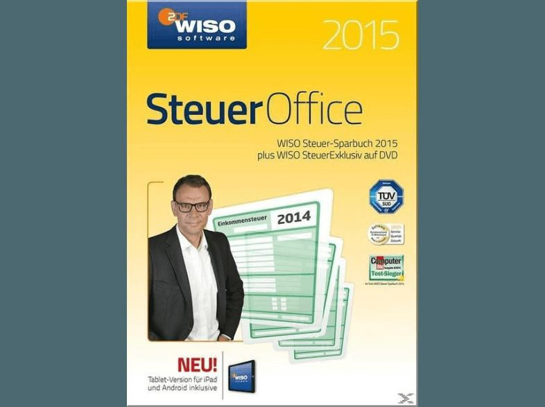 WISO Steuer-Office 2015