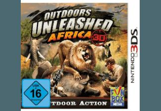 Outdoors Unleashed: Africa 3D [Nintendo 3DS]