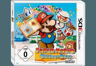 Paper Mario: Sticker Star [Nintendo 3DS]