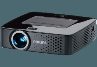 PHILIPS PicoPix 3614 Mini Beamer (VGA, 140 Lumen, DMD/DLP)