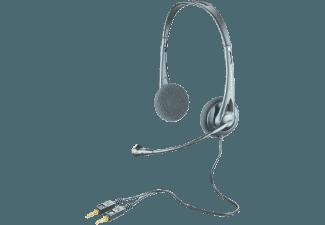 PLANTRONICS Audio 322 PC Headset Silber