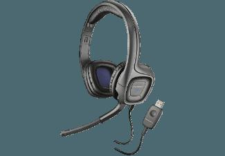 PLANTRONICS Audio 655 DSP Headset Schwarz