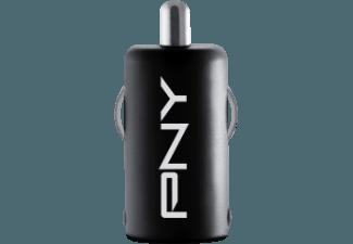 PNY P-P-DC-UF-K01-GE USB Car Charger  Schwarz