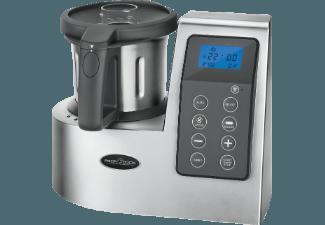 bedienungsanleitung profi cook pc mkm 1074 k chenmaschine mit kochfunktion silber 600 watt. Black Bedroom Furniture Sets. Home Design Ideas
