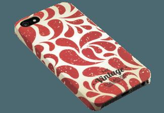QIOTTI Q1002271 Curves Vintage Phone-Cover iPhone 5
