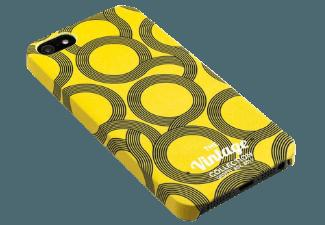 QIOTTI Q1002283 Curves Vintage Phone-Cover iPhone 5