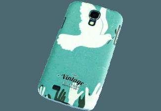 QIOTTI Q1006011 Curves Vintage Justice Phone Cover Galaxy S4